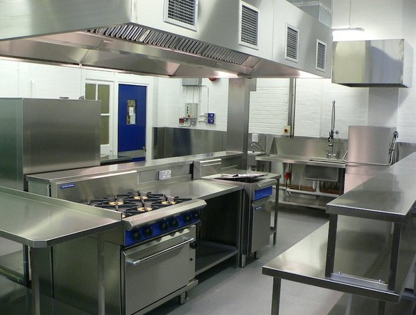 POD Stainless - Duncombe Primary School Islington London