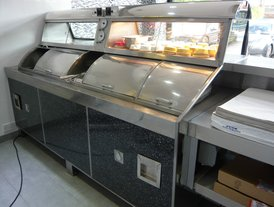 Coventry Fish and Chip Shop Frying Equipment Refurbishment 2