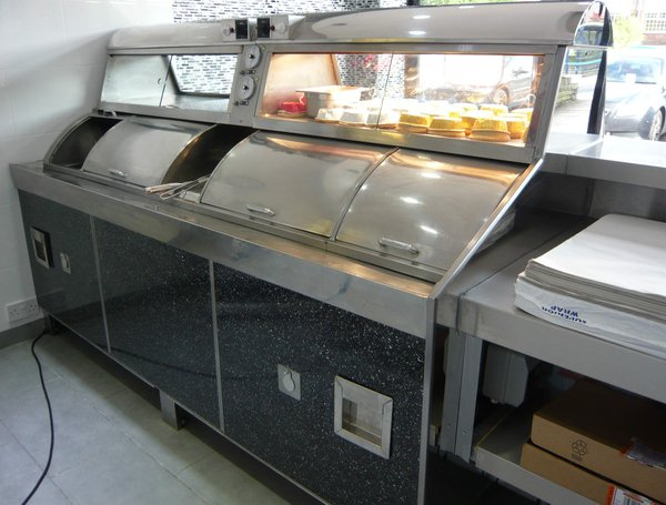 Pod Stainless Coventry Fish And Chip Shop Refurbishment
