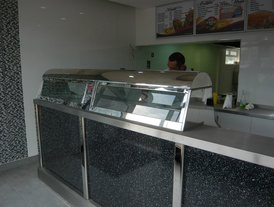 Coventry Fish and Chip Shop Frying Equipment Refurbishment 1