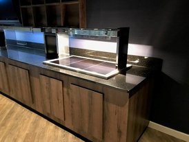 Marble Food Service Counter