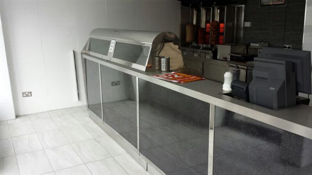 Jimm's Chip Shop Bedworth Refurbishment