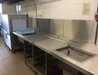 Thomas Telford School Dishwashing Station