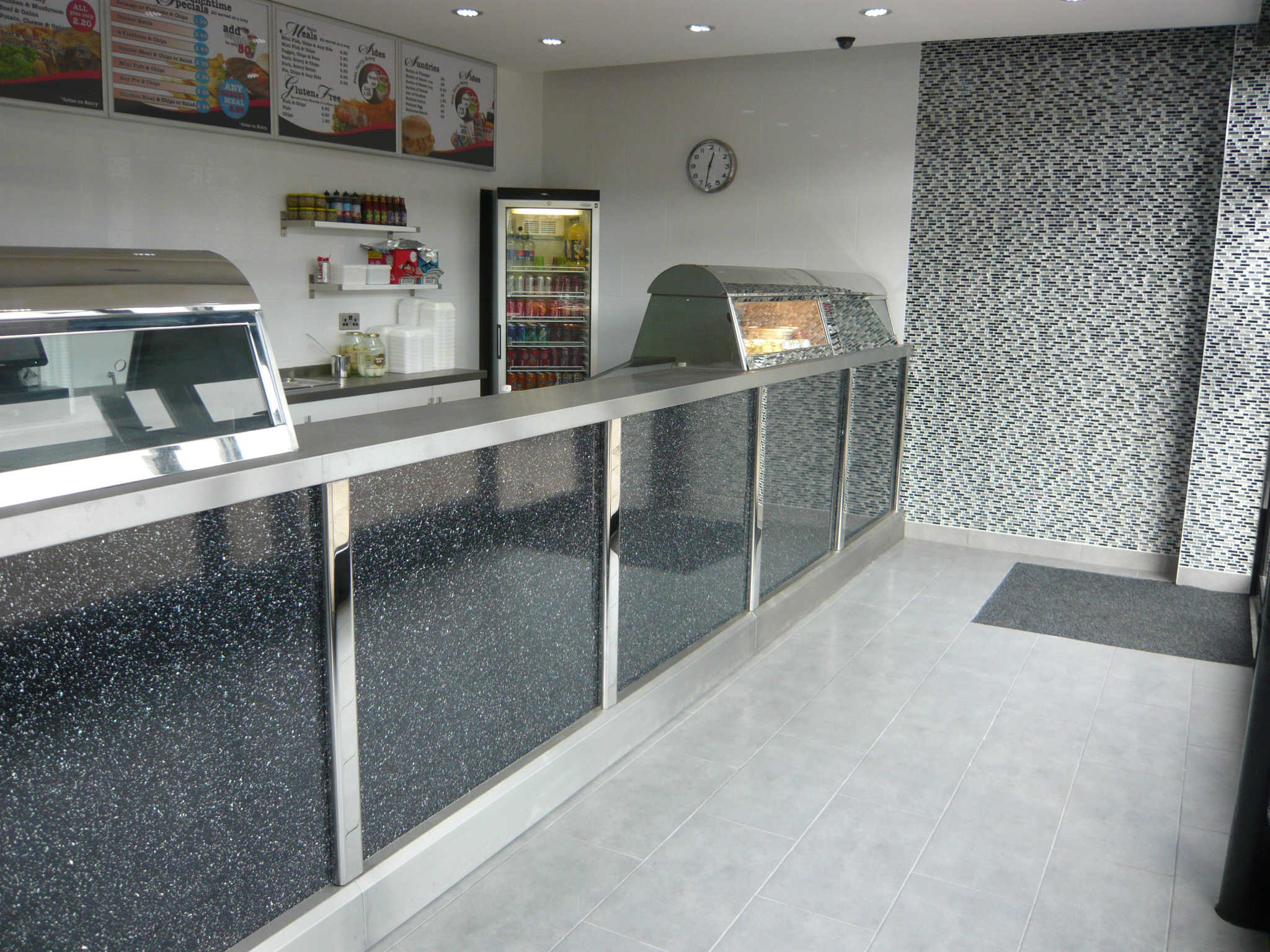 Coventry Fish and Chip Shop Refurbishment